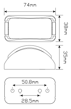 42 Series Technical Drawing